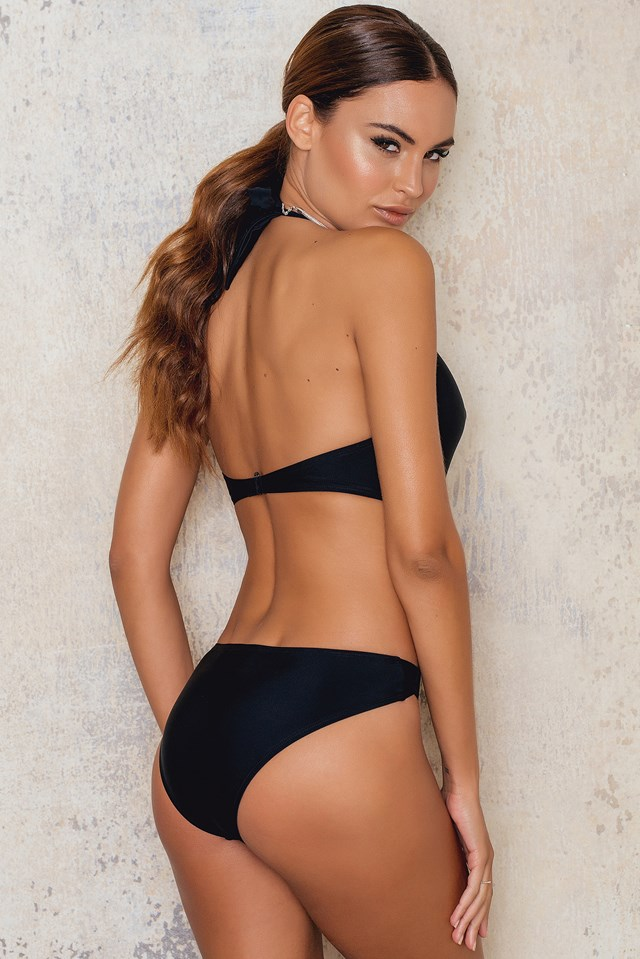 Wrapped Front Swimsuit NA-KD.COM
