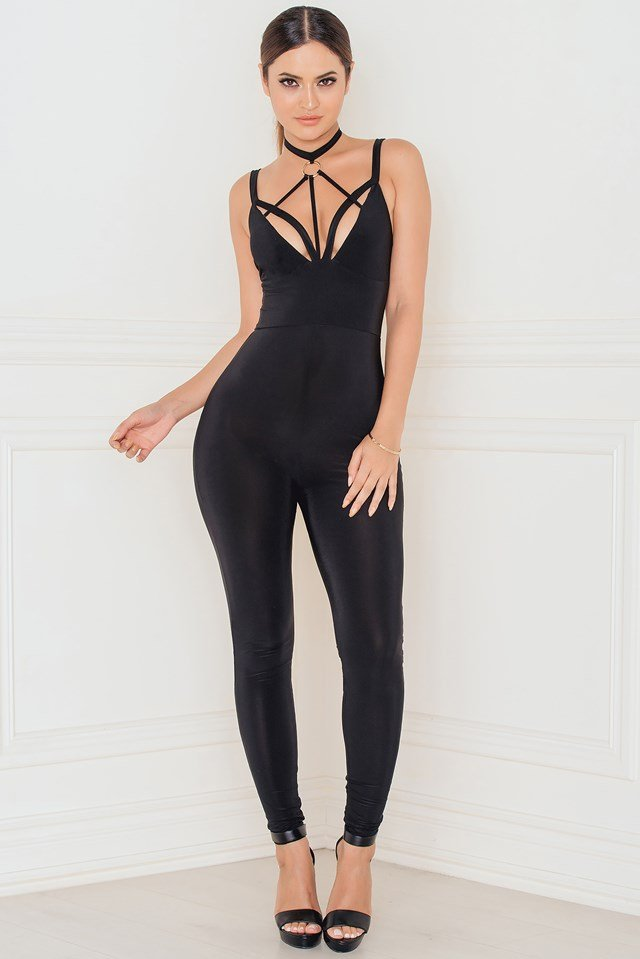 The Harness Catsuit NA-KD.COM