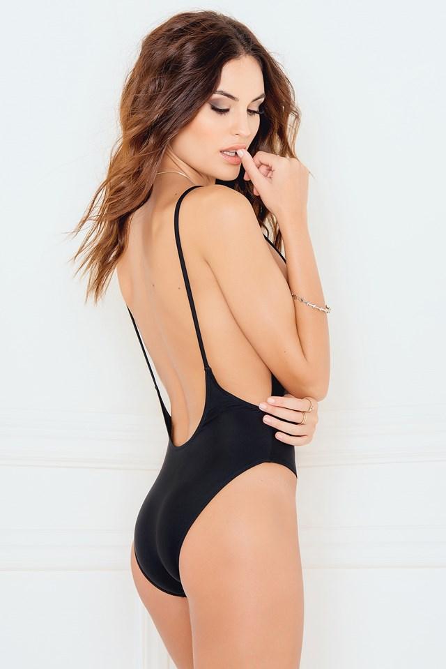 Black Swimsuit 3 Black