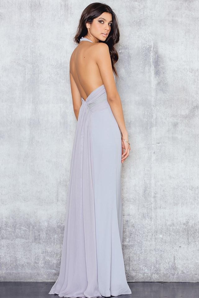 Oriana Dress Grey