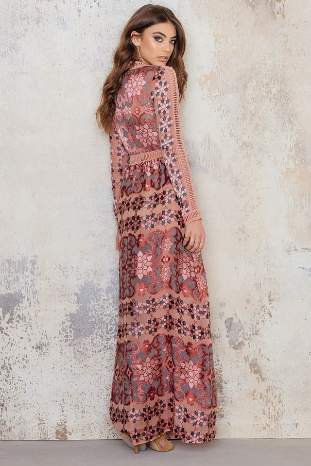 Juliet Maxi Dress NA-KD.COM
