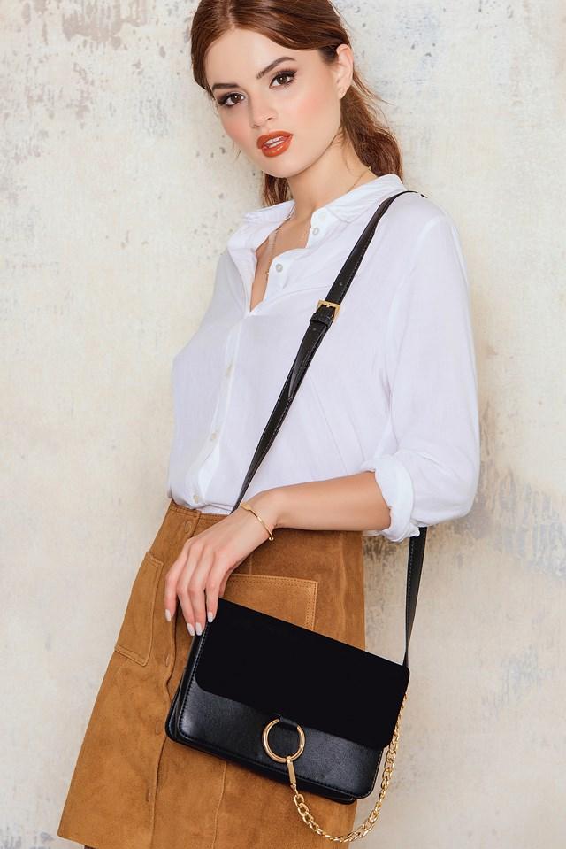 Small Chain Shoulder Bag NA-KD.COM