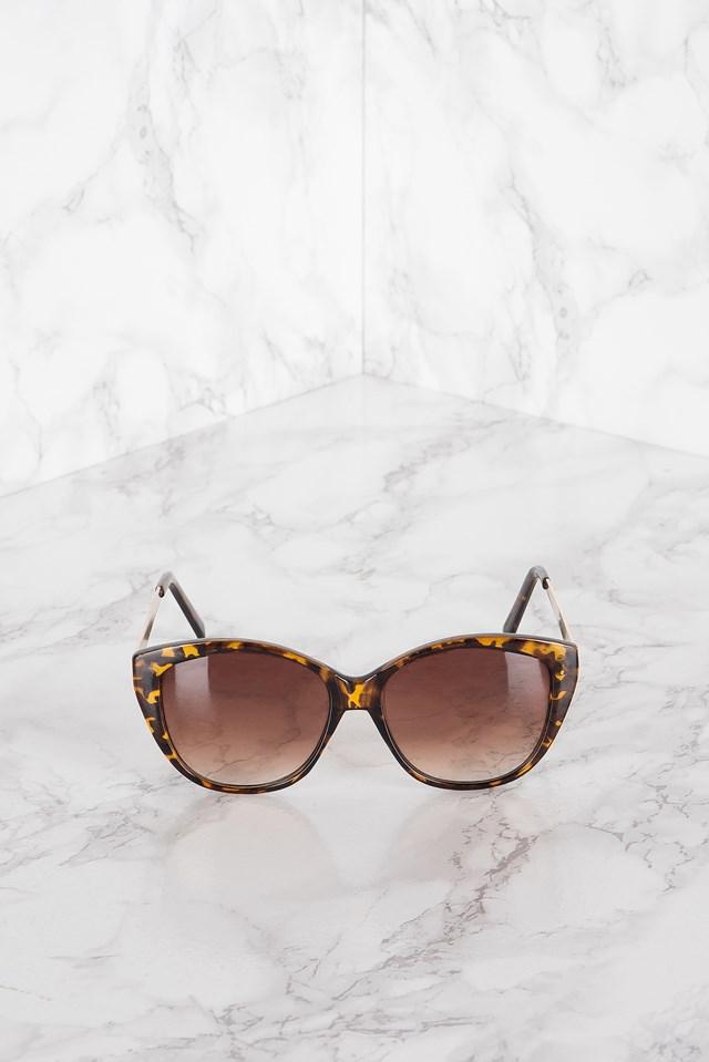 Lady Chic Turtle Sunglasses Leopard