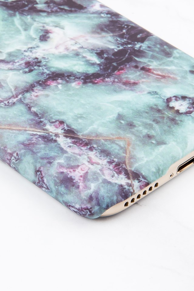 Iphone Case 6/6S Green Marble
