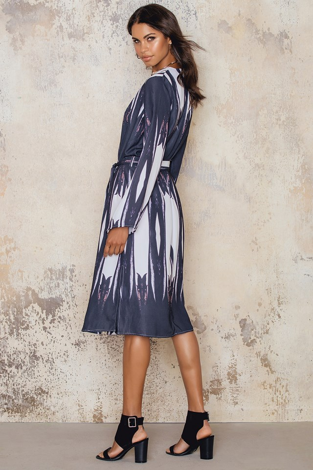 Madre Dress Print 8
