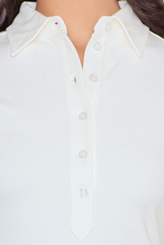 Jersey Shirt Dress Ginger