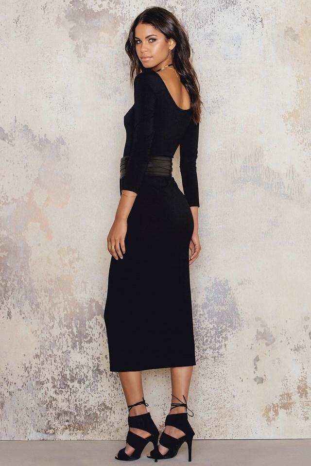 Gunvor Dress Black