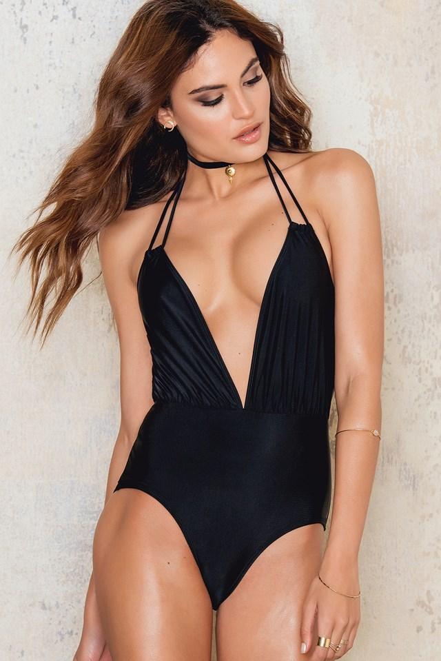 Jagger Swimsuit Black