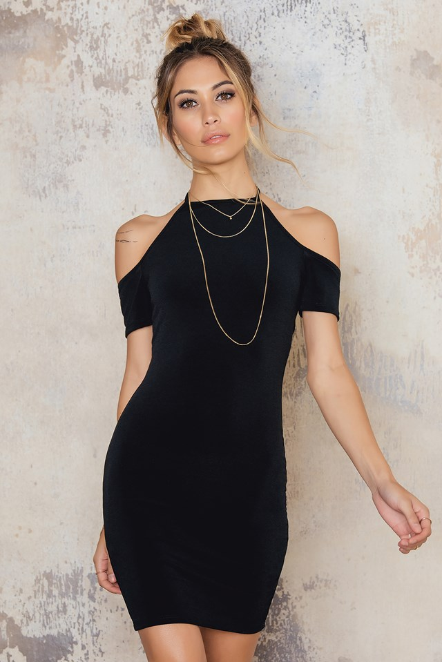 Hollie Dress Black
