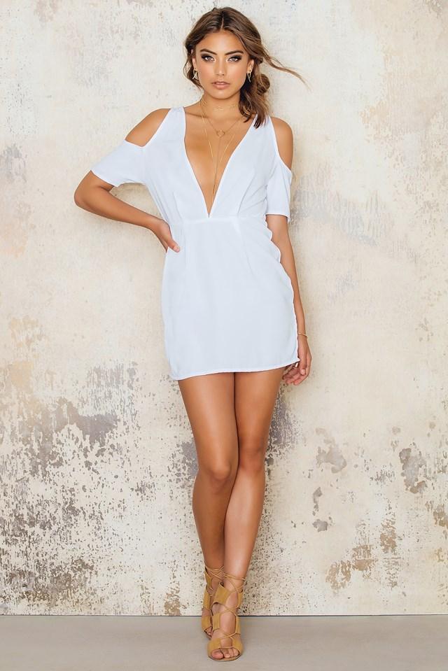 Veratta Dress White