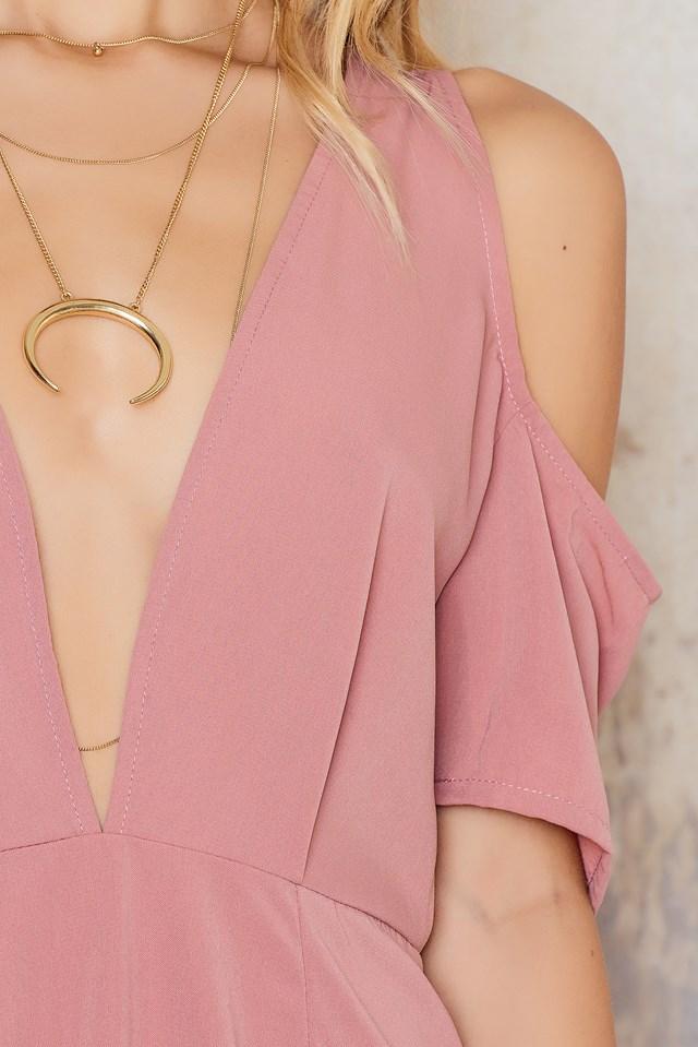 Veratta Dress Dusty Pink