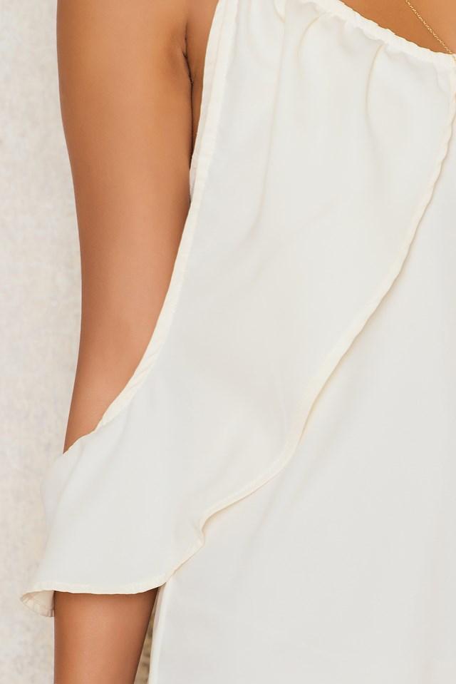 Sukienka Serika Shift Bone