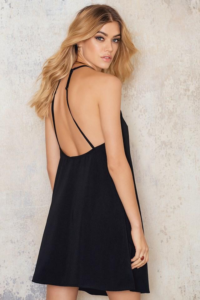 Linikai Dress Black