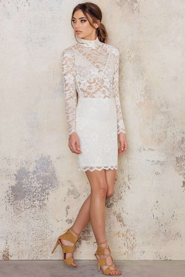 Louisa Dress Turtle Dove