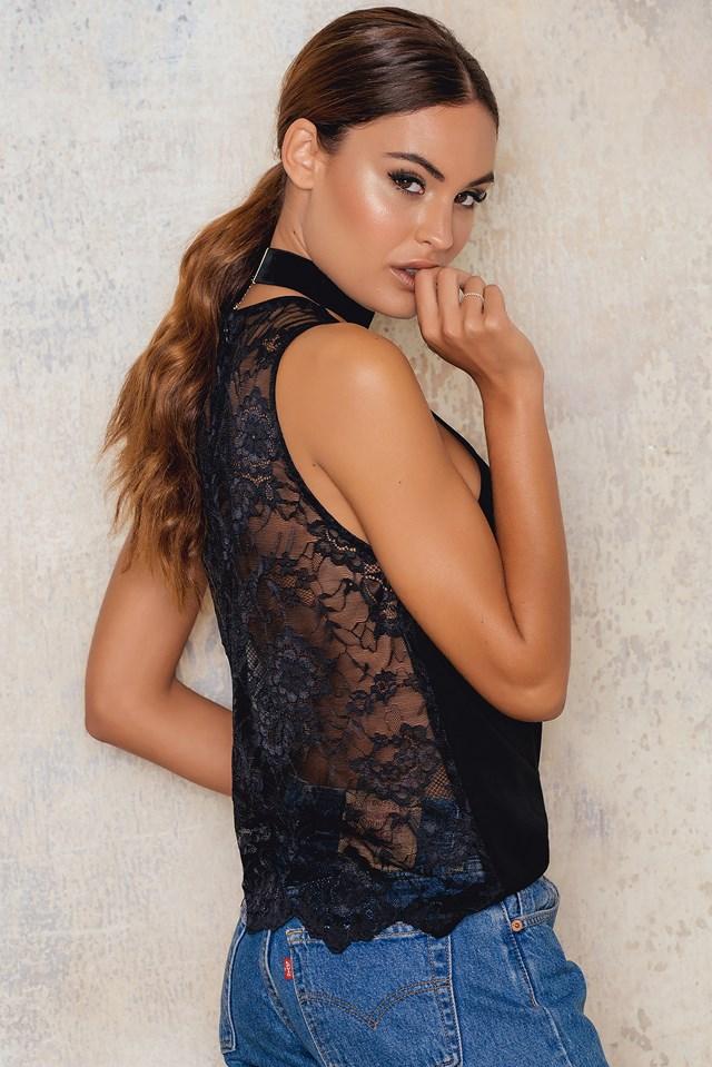 Lyna Top Black