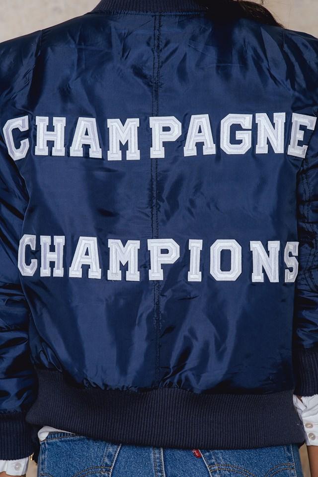 Champagne Champions NA-KD.COM