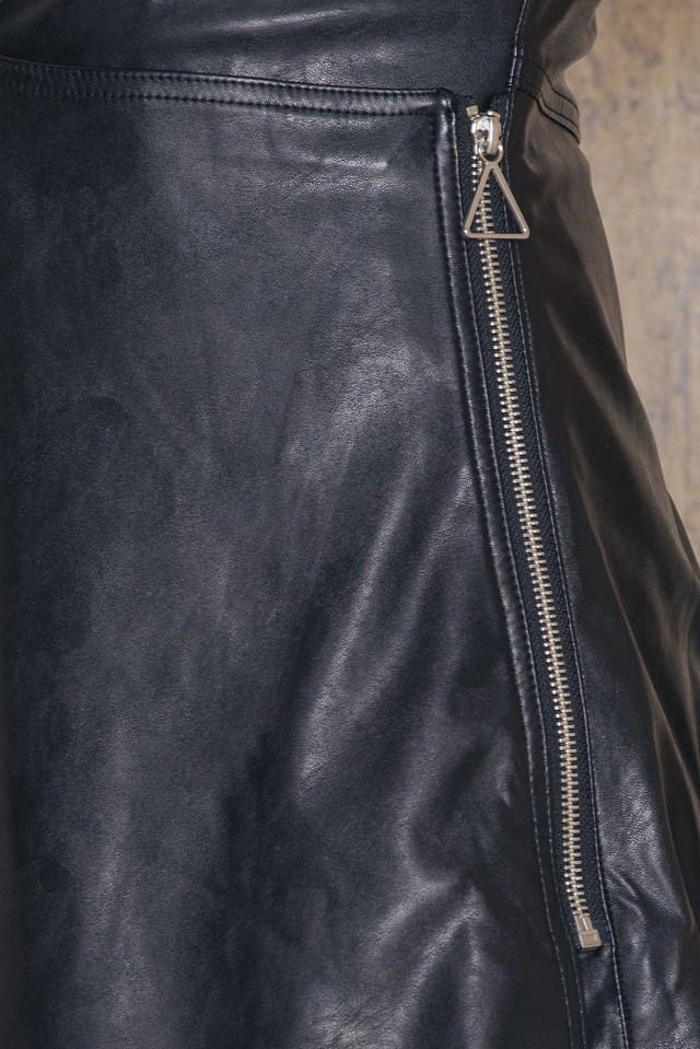 Code Pu Dress Black
