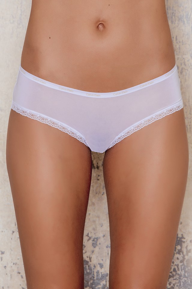Hipster Bottoms Up White