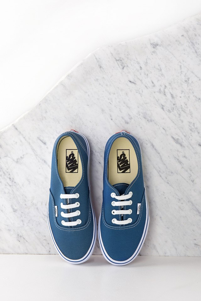 Authentic Shoes Navy