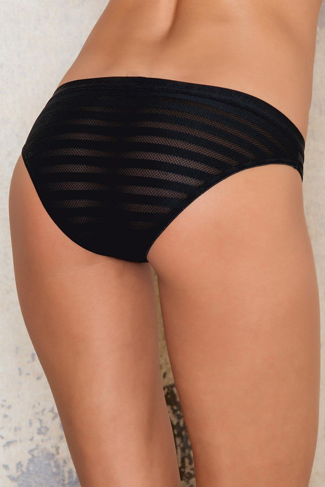 Firecracker Brief Black