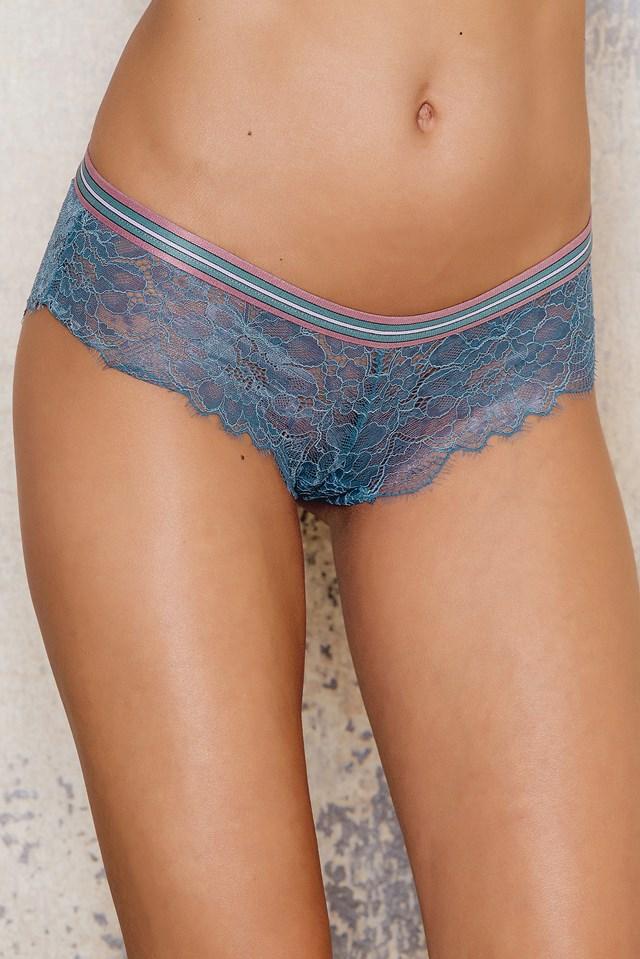 Dragonfly Panties Blue