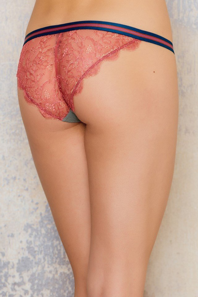 Wild Rose Panties Mint