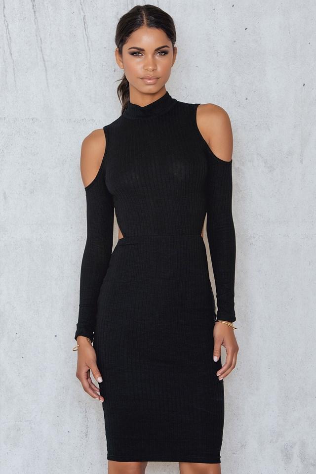 Bodycon Exclusive Dress Black