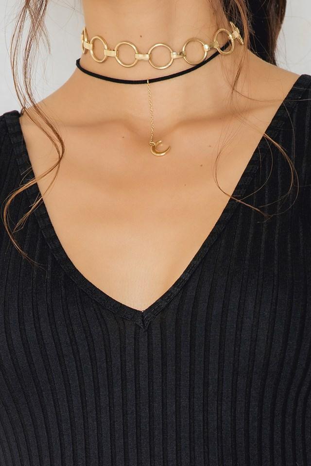 Casual Bodycon Dress Black