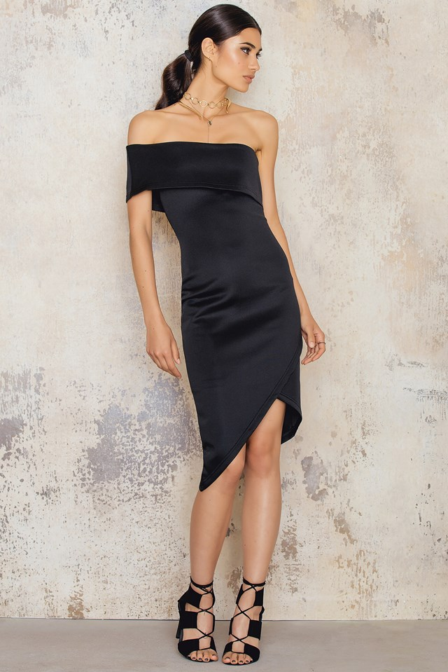 Lily Dress Black