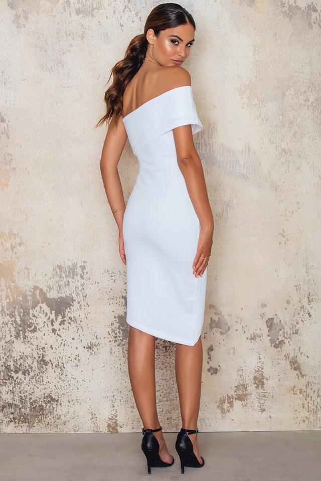 Lily Dress White