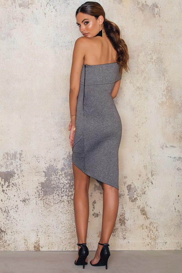 Lily Dress Grey