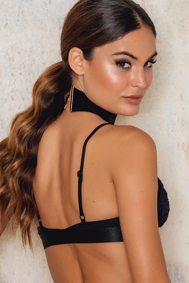 Yasasia Bralette Black