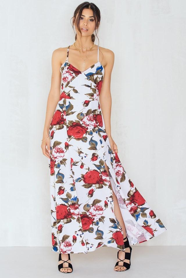 Senorita Maxi Dress Floral