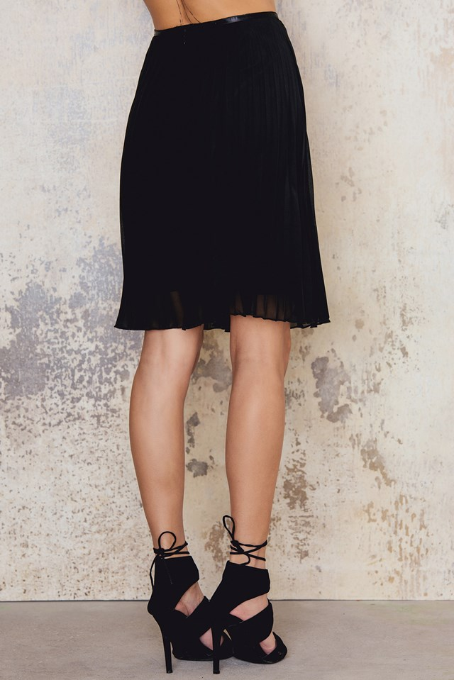 Ginah Skirt Black