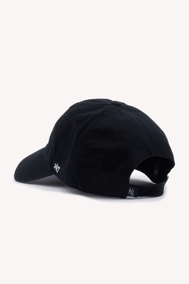 New York Clean Up Cap Black