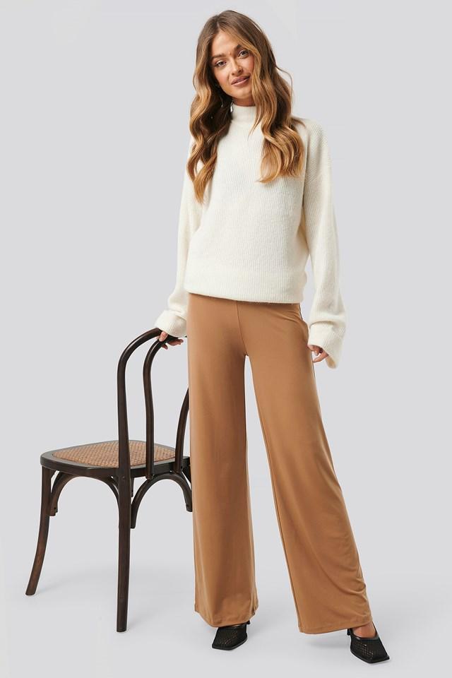 Gro Pants Camel