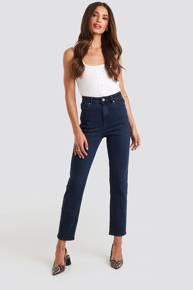 A 94 High Slim Jeans Bonnie