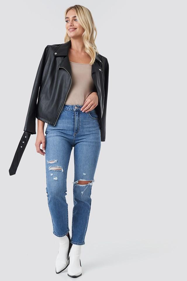A 94 High Slim Jeans Ciara