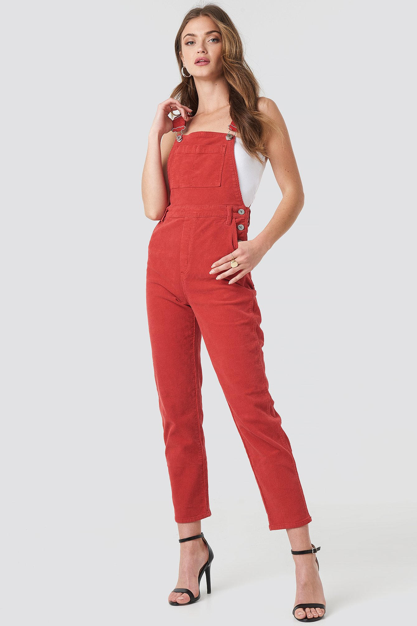 abrand -  A 94 Slim Overall - Red