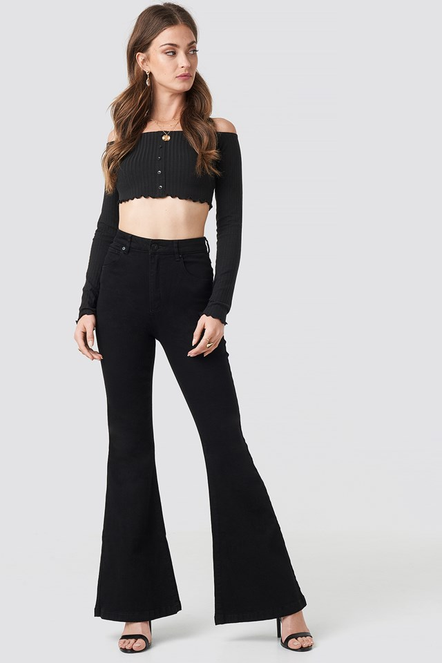 A Double Oh Flare Jeans Magic