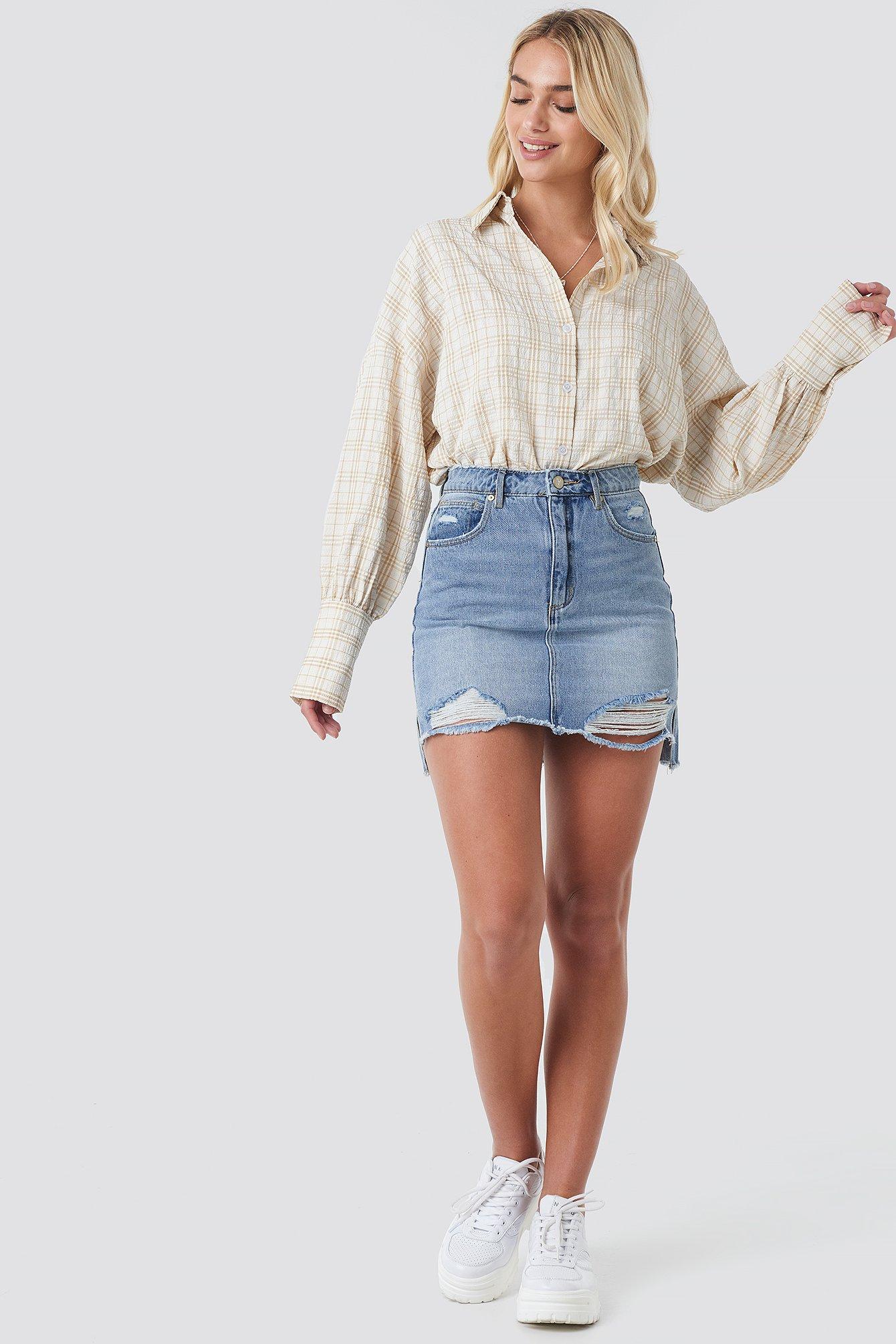 A Skirt NA-KD.COM
