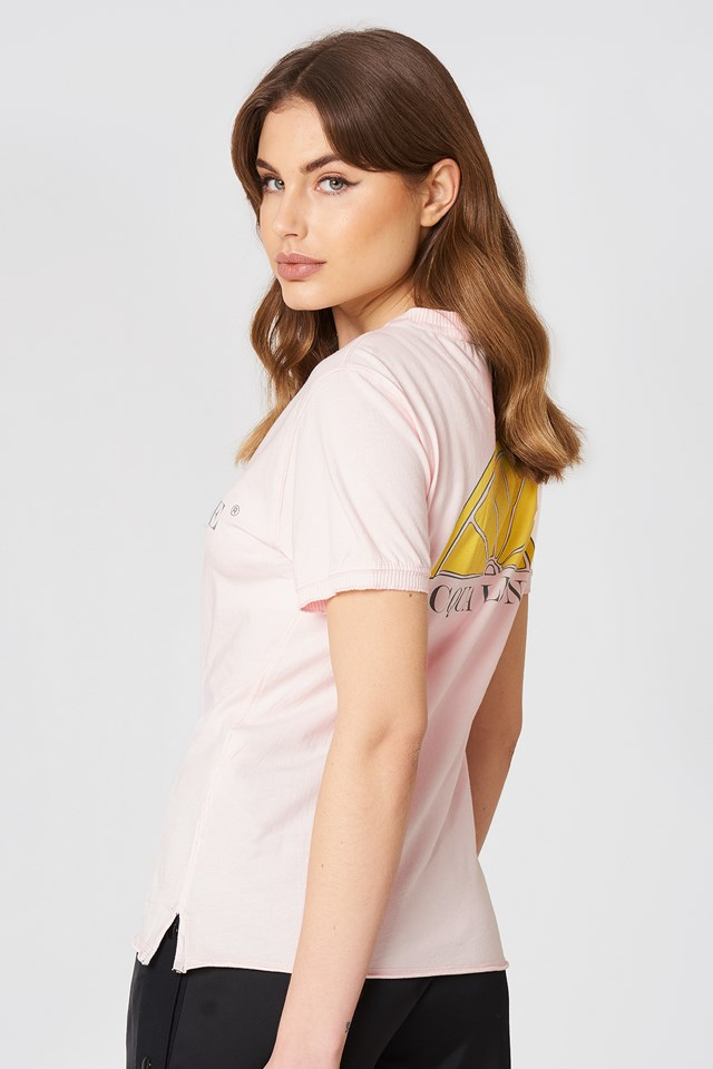 Classic Tee Powder Pink