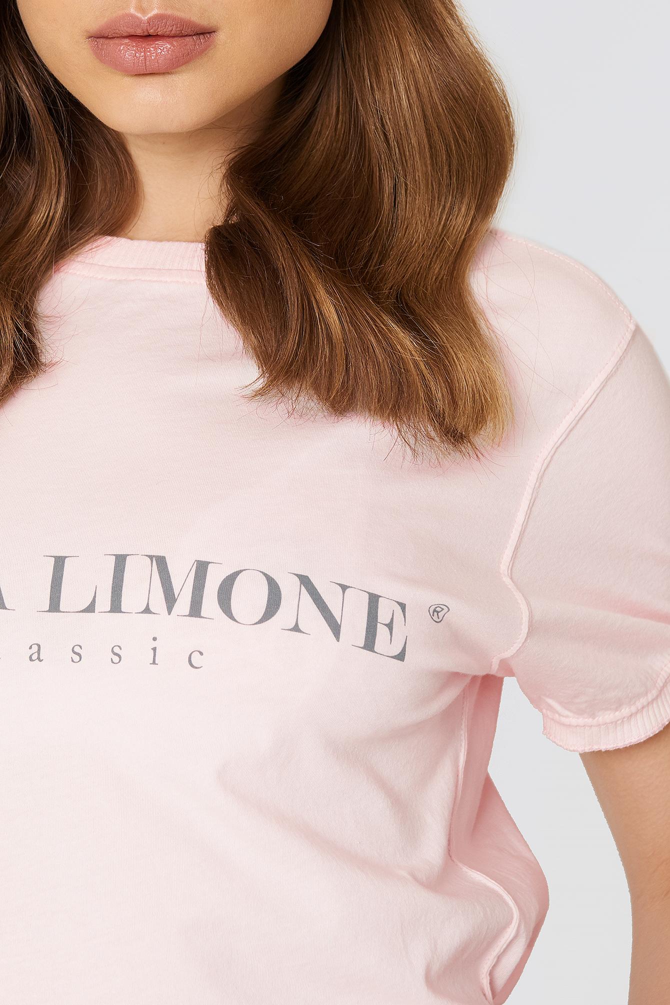 T-shirt Classic NA-KD.COM