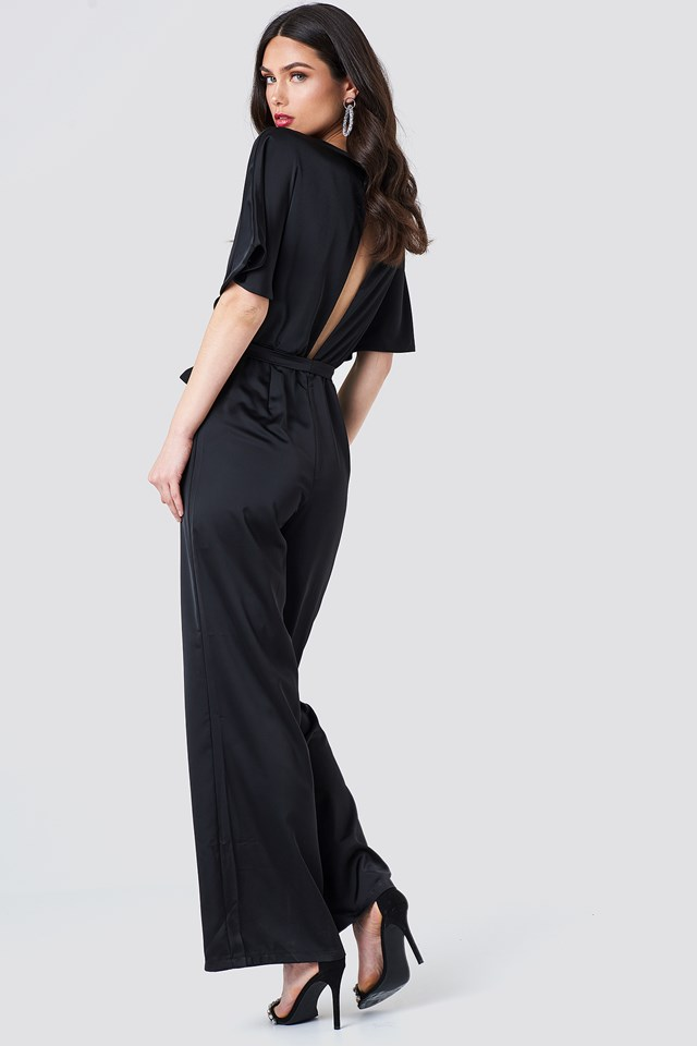 Ariana Jumpsuit Black