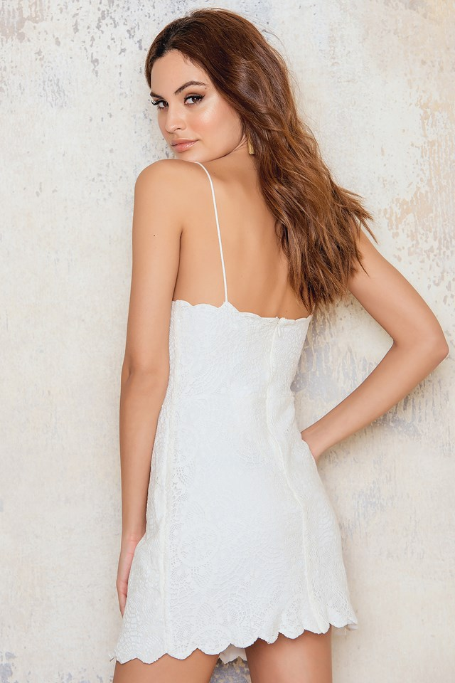 Piew Dress Offwhite