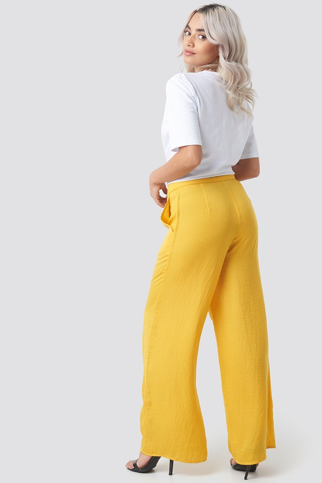 Adeline Trousers Mangue