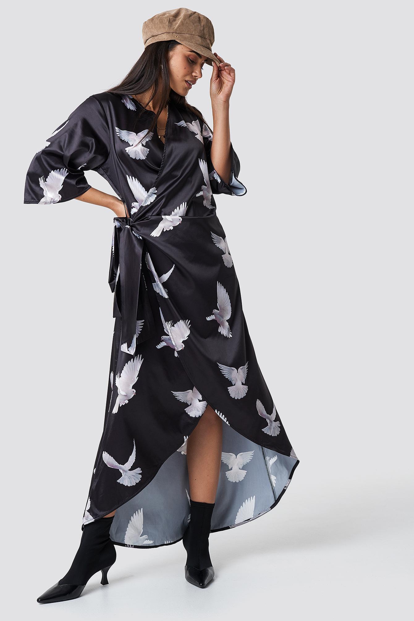 Emma Dress NA-KD.COM
