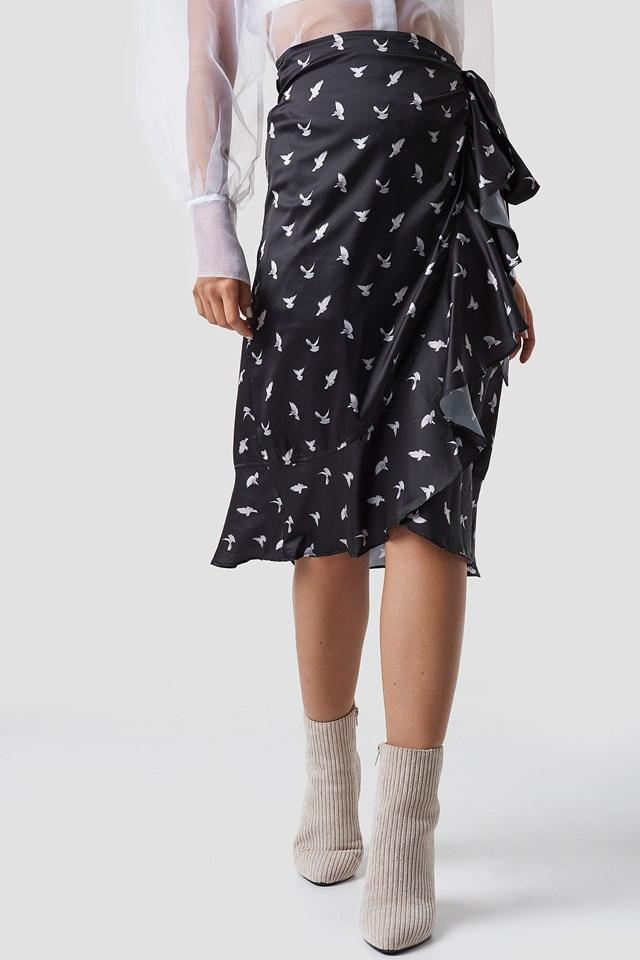 Mellie Skirt Colombe Petit