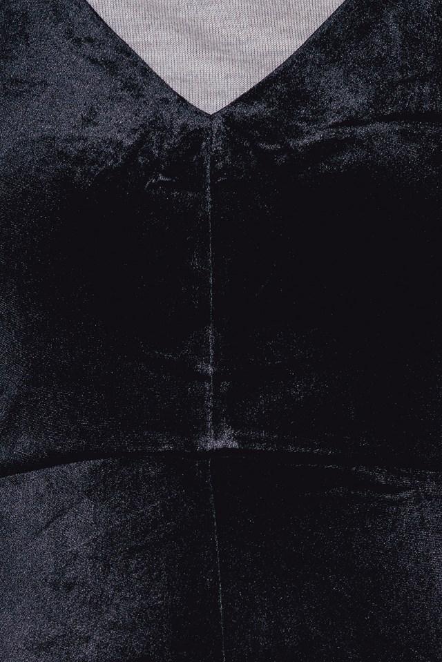 Clara Jumpsuit Black