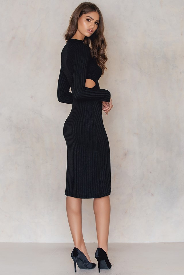 Gabi Dress Black
